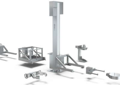 Mobile & Column Lifters for Drums & IBC