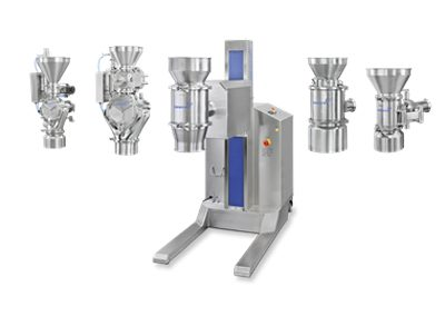 Multiple Milling Heads, 1 Drive